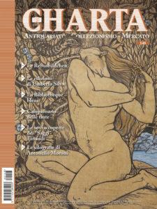 CHARTA: la copertina del numero 148 di novembre-dicembre