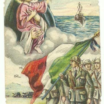 Santini militari italiani: come datarli?