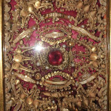 Arte religiosa: i papiers roulés