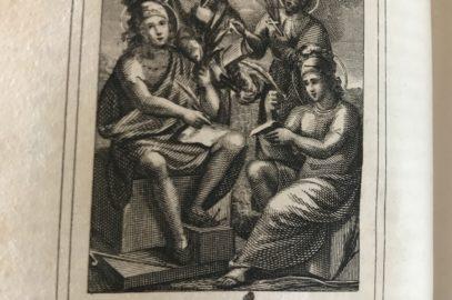 Immagini de' Santi dei Banzo. La serie.