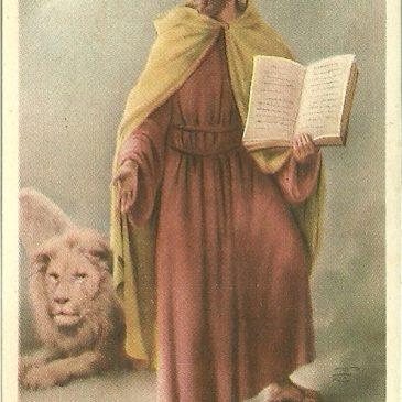 I simboli dei quattro evangelisti