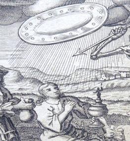Tranquilli, non è un UFO!
