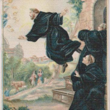 Il santo che sapeva volare