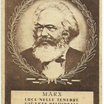Povero, perseguitato e calunniato… Un santo? No, Karl Marx