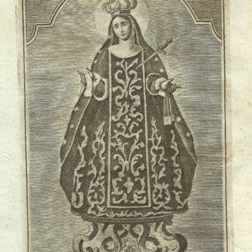 Il vestito dell'Addolorata