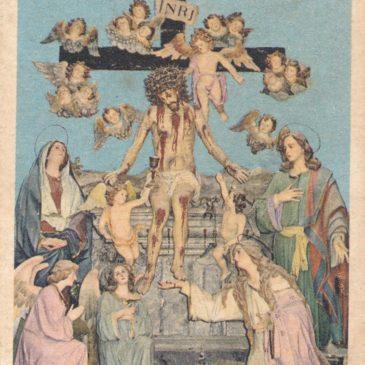 Il Crocifisso degli Angeli di Vibo Valentia