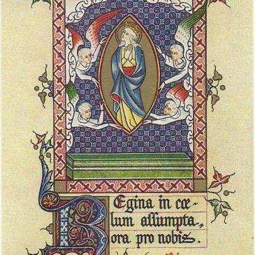 I santini del monastero di Maredret