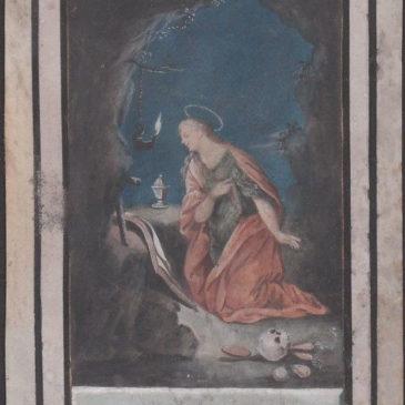 La grotta di Maria Maddalena