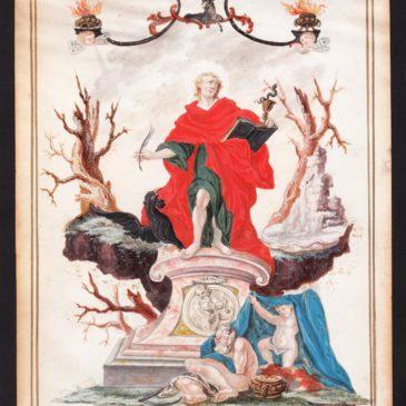 San Giovanni Evangelista. Devozione o esoterismo