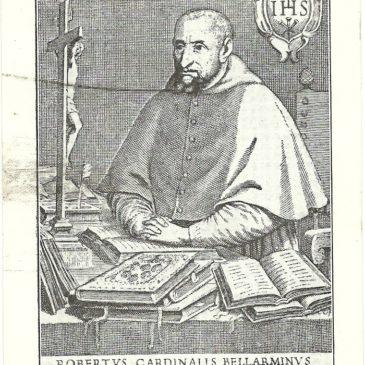 Enigmistica religiosa. L'anagramma del Cardinale Bellarmino