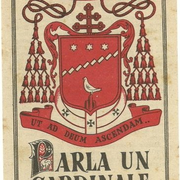 Napoli, 28 agosto 1944. Parla un Cardinale.