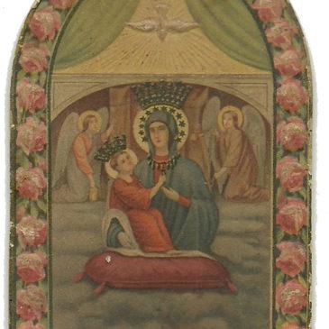 Il culto della Madonna del Divino Amore