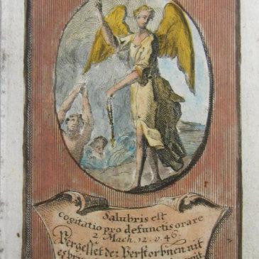 Il 2 novembre e la nascita del Purgatorio