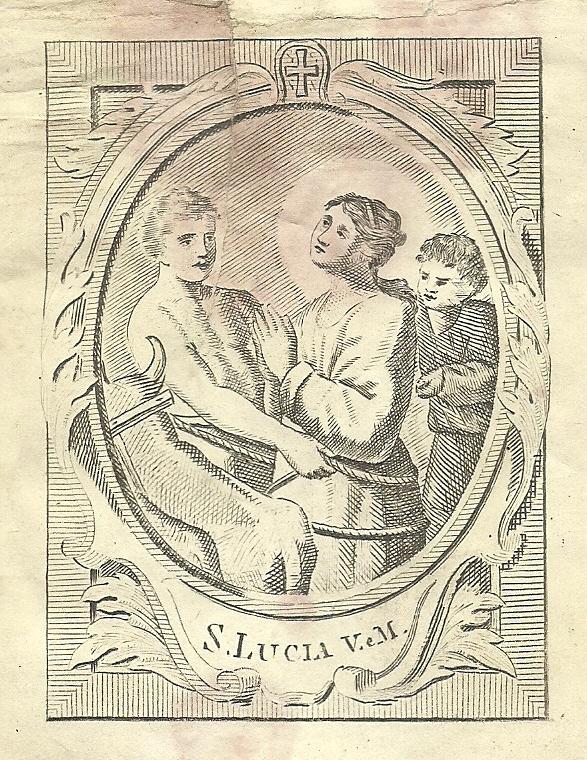 San Martino Giorno Calendario.13 Dicembre Santa Lucia Anzi No Santa Ottilia Biagio