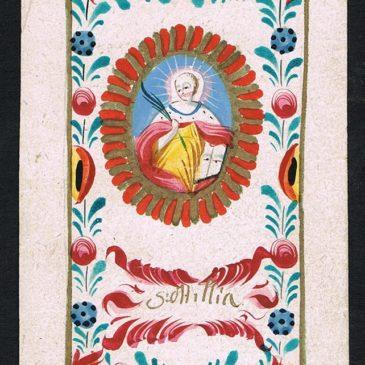 13 dicembre: Santa Lucia. Anzi, no: Santa Ottilia