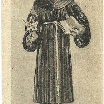 S. Antonio di Padova, detto il fuggitivo