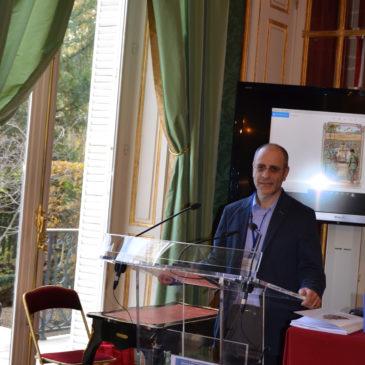 La storia dell'immaginetta devozionale in Europa in conferenza a Parigi