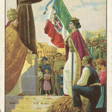 I Patroni d'Italia: San Francesco d'Assisi e Santa Caterina da Siena