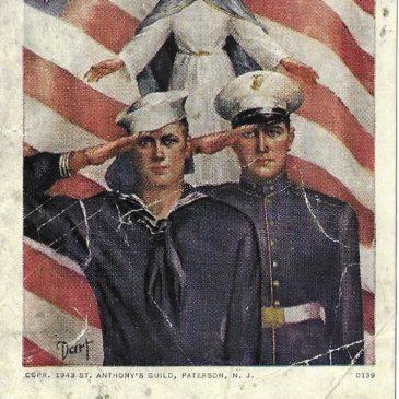1943 – Lo sbarco degli alleati sotto la protezione dell'Immacolata