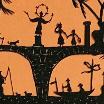 Rarità filiconiche: le silhouette
