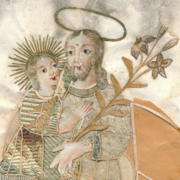 Un vestito per San Giuseppe