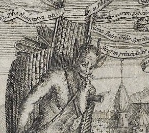 Tytinillus, il demone  degli scrittori